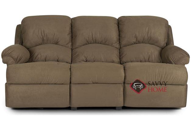 Milan Reclining Leather Sofa
