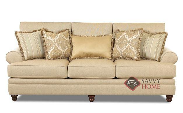 Dayton Sofa by Savvy in Milan Straw