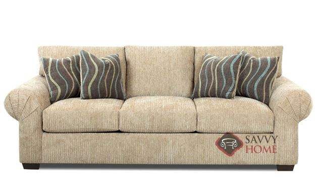 Tonasket Sofa by Savvy in Buster Putty