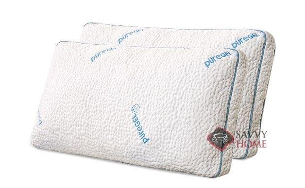 Pair of Enso PureGel Pillows -- King (2)