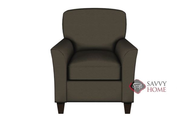 Gold Coast Leather Recliner by Savvy