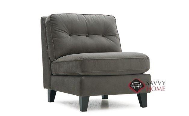 Barbara Armless Chair by Palliser