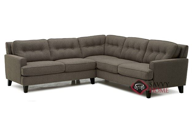 Barbara Compact True Sectional by Palliser