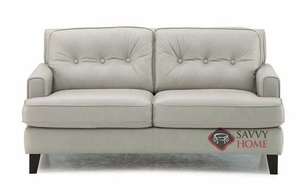Barbara Leather Loveseat by Palliser