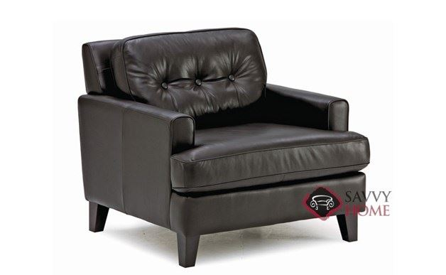 Barbara Leather Arm Chair by Palliser