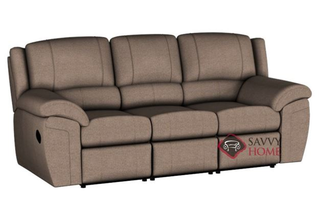 Daley Dual Reclining Sofa by Palliser--Power Upgrade Available
