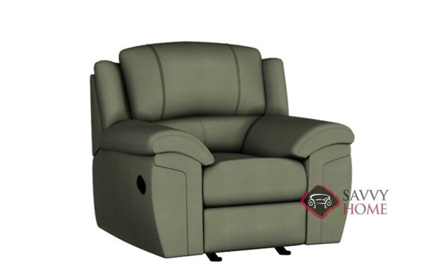 Daley Rocking and Reclining Chair by Palliser--Power Upgrade Available
