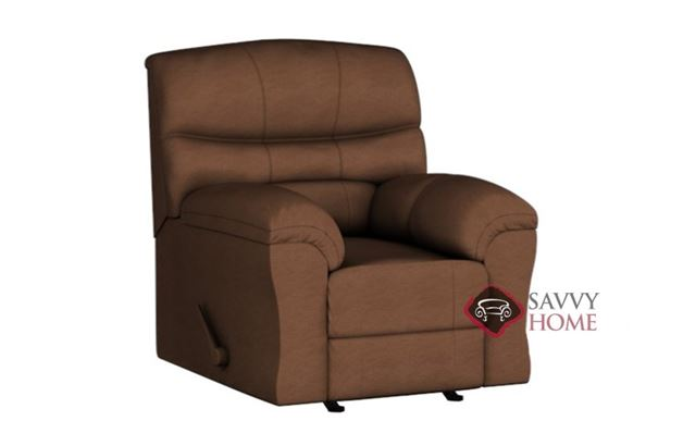 Durant Rocking and Reclining Leather Chair by Palliser