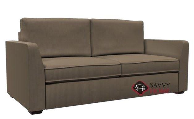 Strata 2-Cushion Condo Earth Designs Queen Sleeper