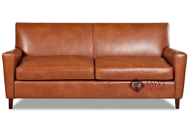 Glasgow Leather Sofa