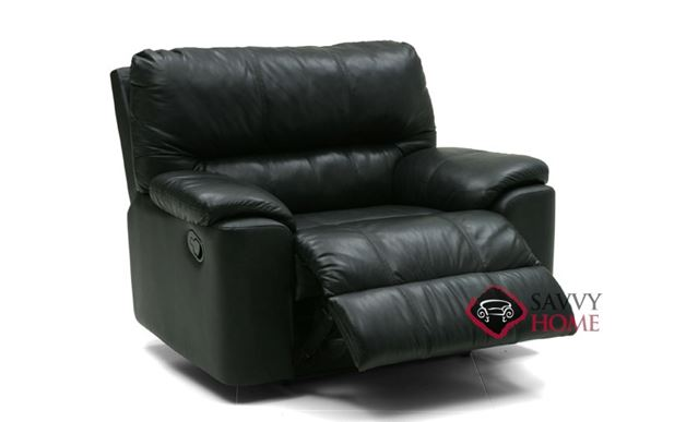 Yale Rocking and Reclining Leather Chair by Palliser--Power Option Available