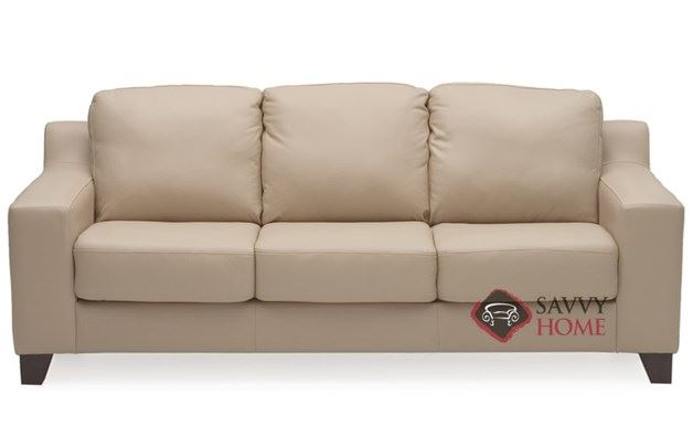 Reed Leather Sofa by Palliser