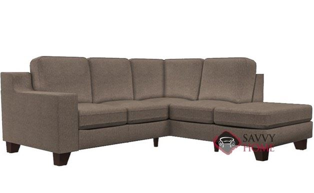 Reed Compact Chaise Sectional by Palliser