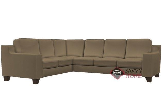 Reed Large True Sectional by Palliser