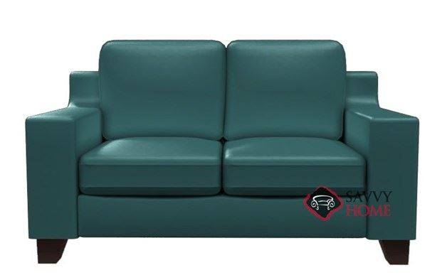 Reed Leather Loveseat by Palliser