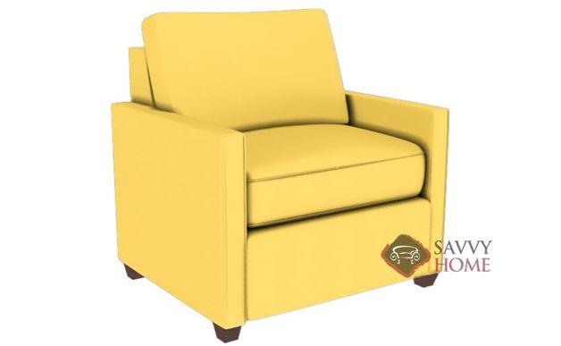 Terra Leather Earth Designs Arm Chair