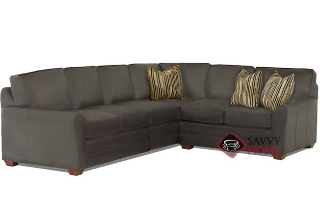 Gold Coast True Sectional Sofa by Savvy