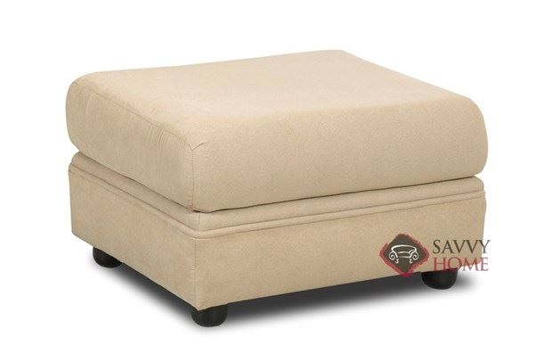 Chicago Ottoman by Savvy