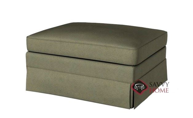 New Haven Storage Ottoman by Savvy