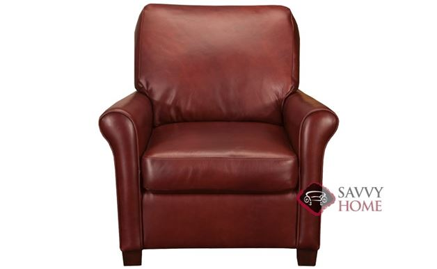 Prince Leather Chair