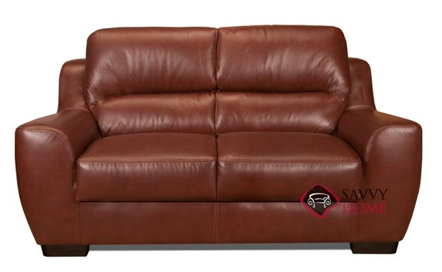 Westchester Leather Loveseat