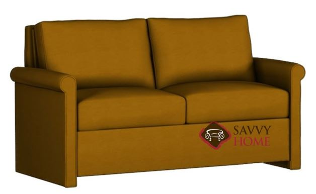 Darby Paragon Full Leather Sleeper by Lazar Industries