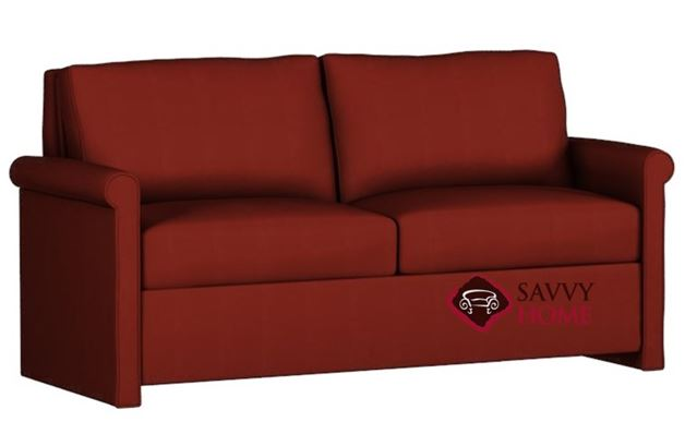 Darby Paragon Queen Leather Sleeper by Lazar Industries