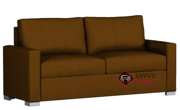 Pelham Paragon Queen Leather Sleeper by Lazar Industries