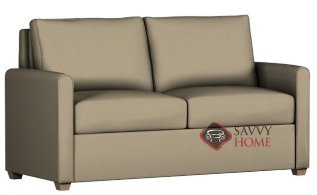 Somerset Paragon Full Leather Sleeper by Lazar Industries
