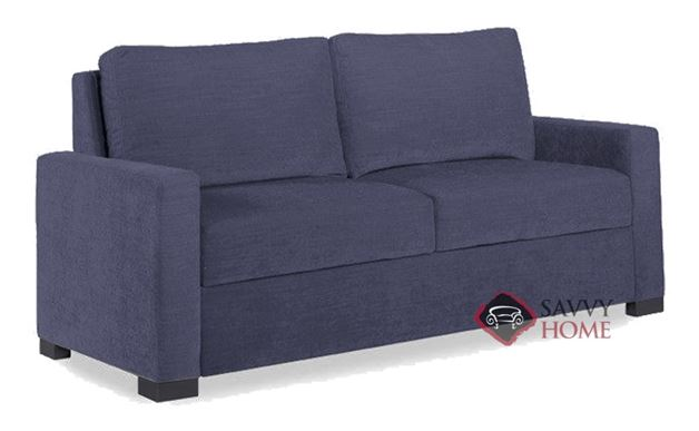 Pelham Paragon Queen Sleeper by Lazar Industries in Blaine Denim