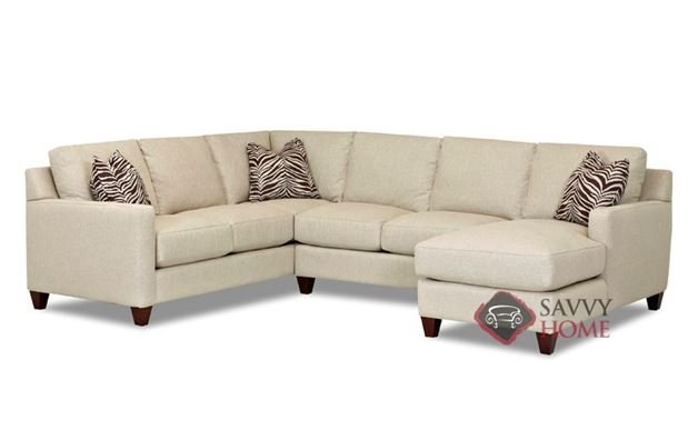 Fulton U-Shape True Sectional by Savvy