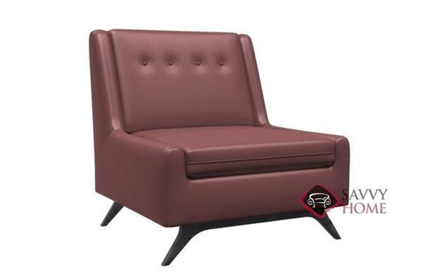 Shasta Leather Chair by Lazar Industries