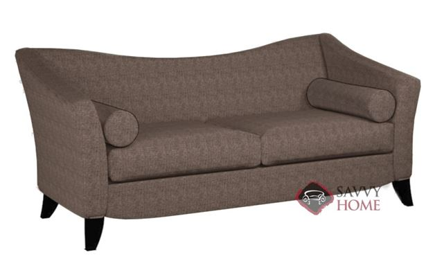 Prague II Sofa by Lazar Industries in Cassius Mushroom