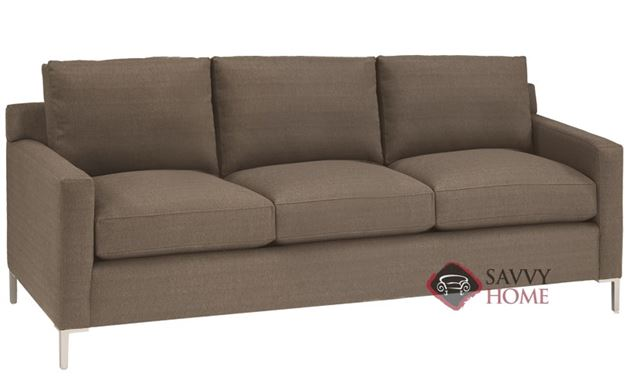 Soho 3-Cushion Sofa by Lazar Industries in Scan Truffle