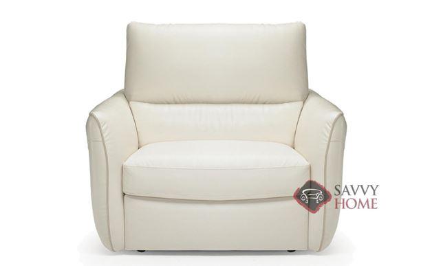 Versa (B842-003) Leather Chair by Natuzzi Editions