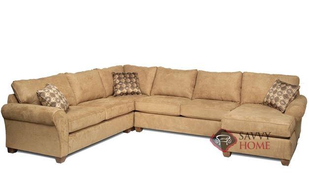 The 320 U-Shape True Sectional Sofa by Stanton