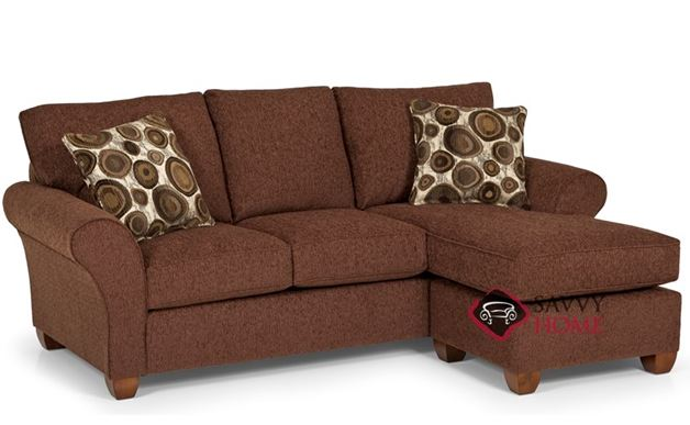 The 320 Chaise Sectional Queen Sleeper Sofa by Stanton