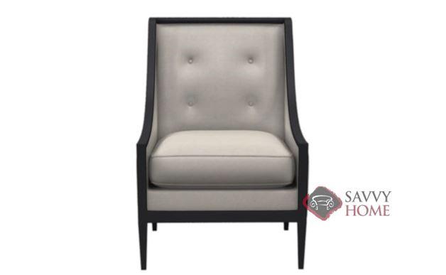 Henderson Leather Arm Chair by Bernhardt Interiors