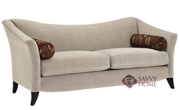Prague II Sofa by Lazar Industries in Nostalgia Marshmallow