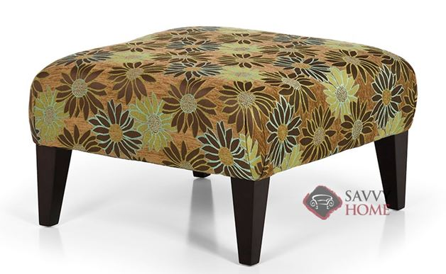 The 900 High Leg Square Ottoman by Stanton