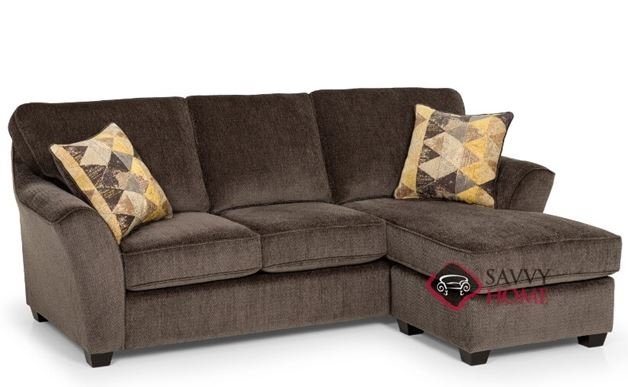 The 112 Chaise Sectional Queen Sleeper Sofa by Stanton