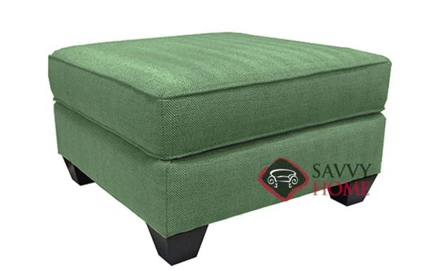 The 184 Square Storage Ottoman by Stanton