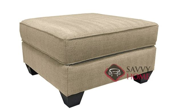 The 320 Square Storage Ottoman by Stanton
