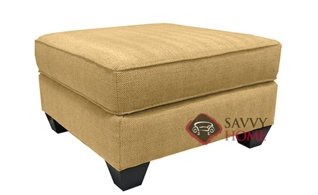The 643 Square Storage Ottoman by Stanton