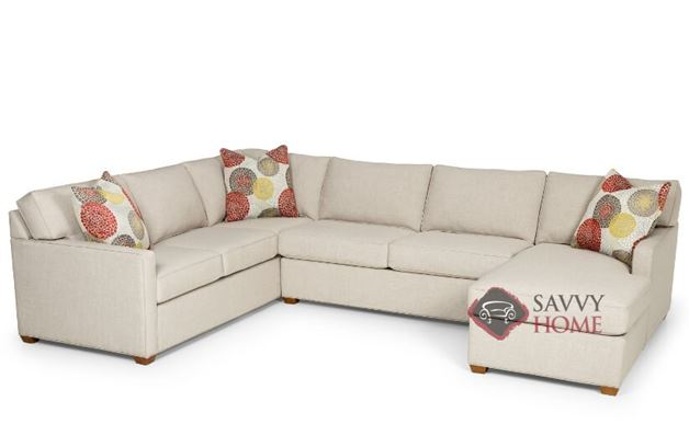 The 287 U-Shape True Sectional Sofa by Stanton