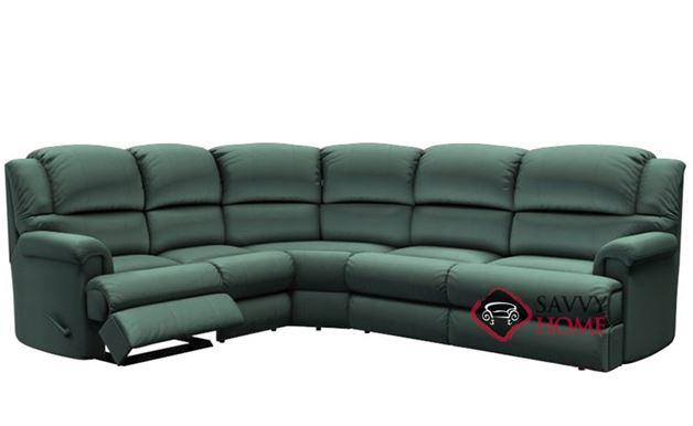 Harlow Reclining True Sectional Sleeper Sofa