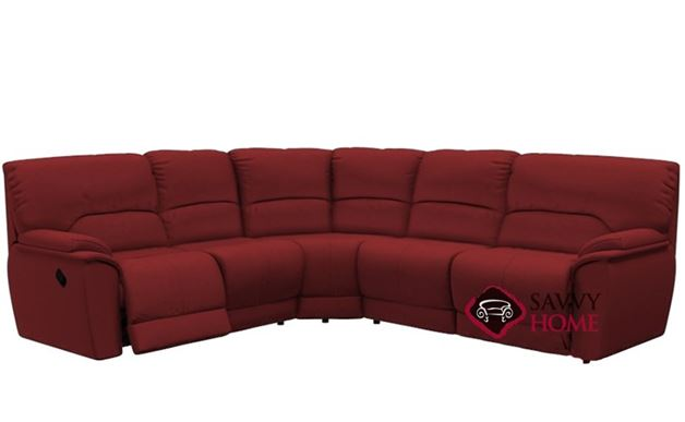 Dallin Reclining True Sectional Sleeper Sofa by Palliser--Power Upgrade Available