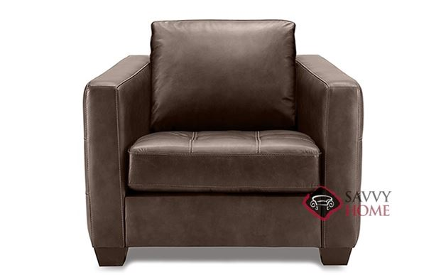 Barrett Leather Arm Chair by Palliser