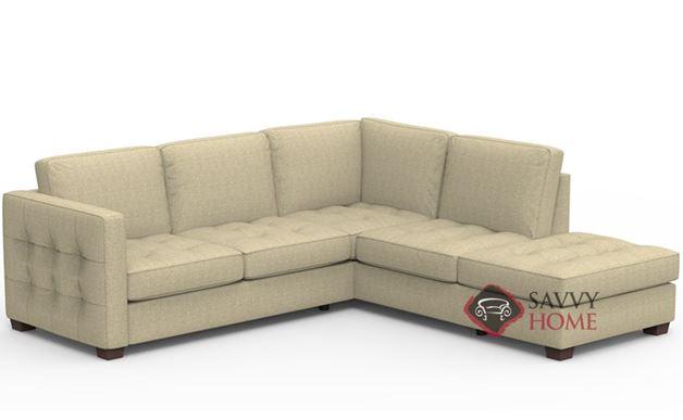 Barrett Compact Chaise Sectional Sofa by Palliser