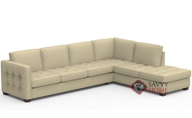 Barrett Large Chaise Sectional Sofa by Palliser